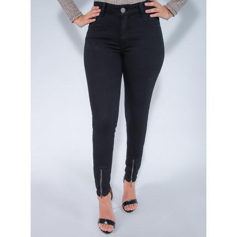 Calça Jeans Cigarrete Feminina Revanche Amite