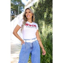 Camiseta Feminina Revanche Giorgia Branco