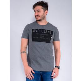 Camiseta Masculino Revanche Gilvan Grafite