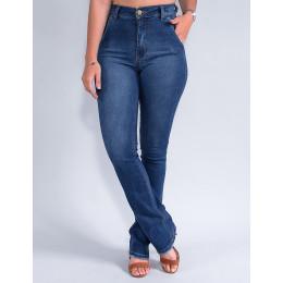 Calça Jeans Flare Feminina Revanche Nina Azul