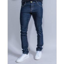Calça Jeans Reta Masculina Revanche Gabriel Azul