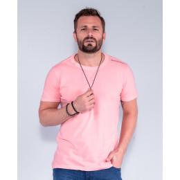 Camiseta Masculino Revanche Marcius Rosa