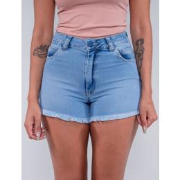 Shorts Jeans Feminino Revanche Sonia Azul