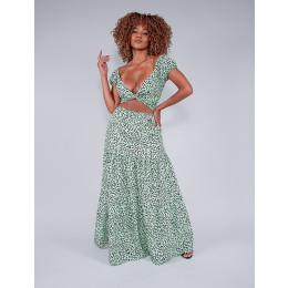 Vestido Feminino Revanche Analu Verde