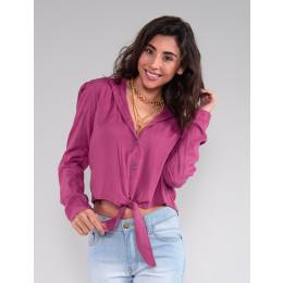 Camisa Feminina Revanche Cherina Roxo