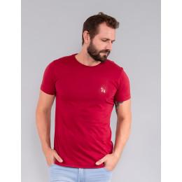 Camiseta Básica Masculino Revanche Foggia  Bordo