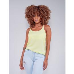 Blusa Feminina Revanche Juliana Amarelo