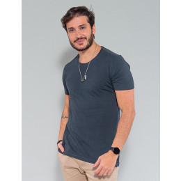 Camiseta Masculina Revanche Merlion Grafite
