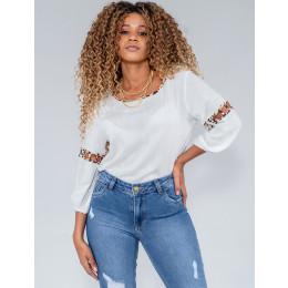 Blusa Feminina Revanche Lilly Branco
