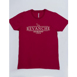 Camiseta Masculina Revanche Manon Vermelho